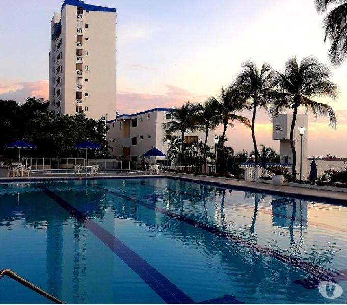 Vendo apartamento frente al mar- Santa Marta