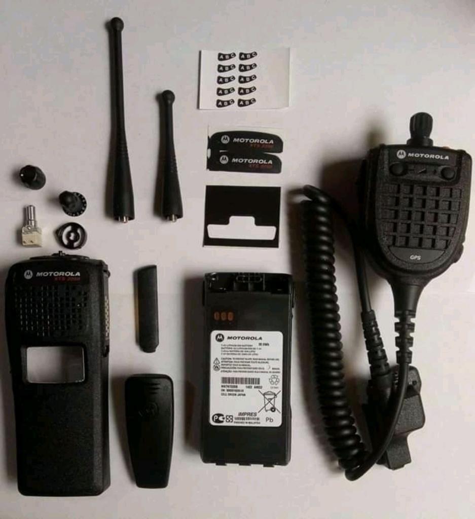 Accesorios para Radio Motorola Xts