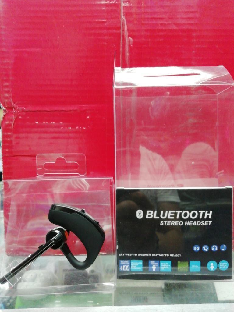 Audífono Bluetooth con Microfono