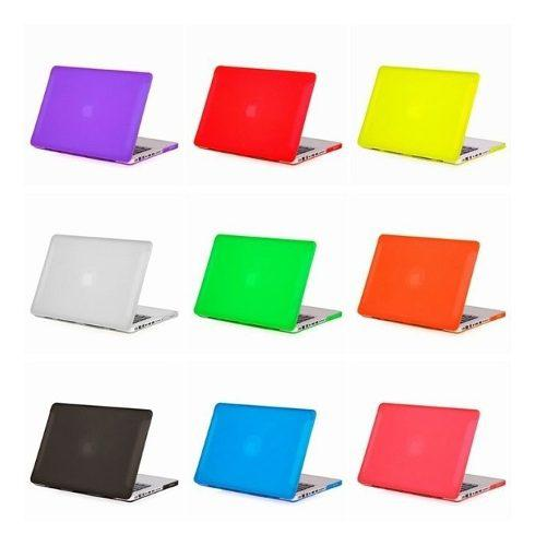 Carcasa Protector Macbook Pro 13 Case Antideslizante Mate