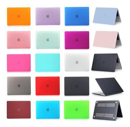 Macbook Pro 13 Touch Bar Carcasa Protector Case Color Mate