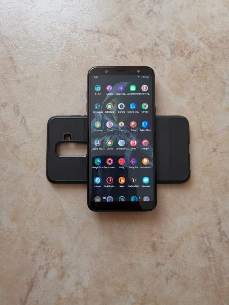 Samsung Galaxy A6 Plus 3 Meses de Uso