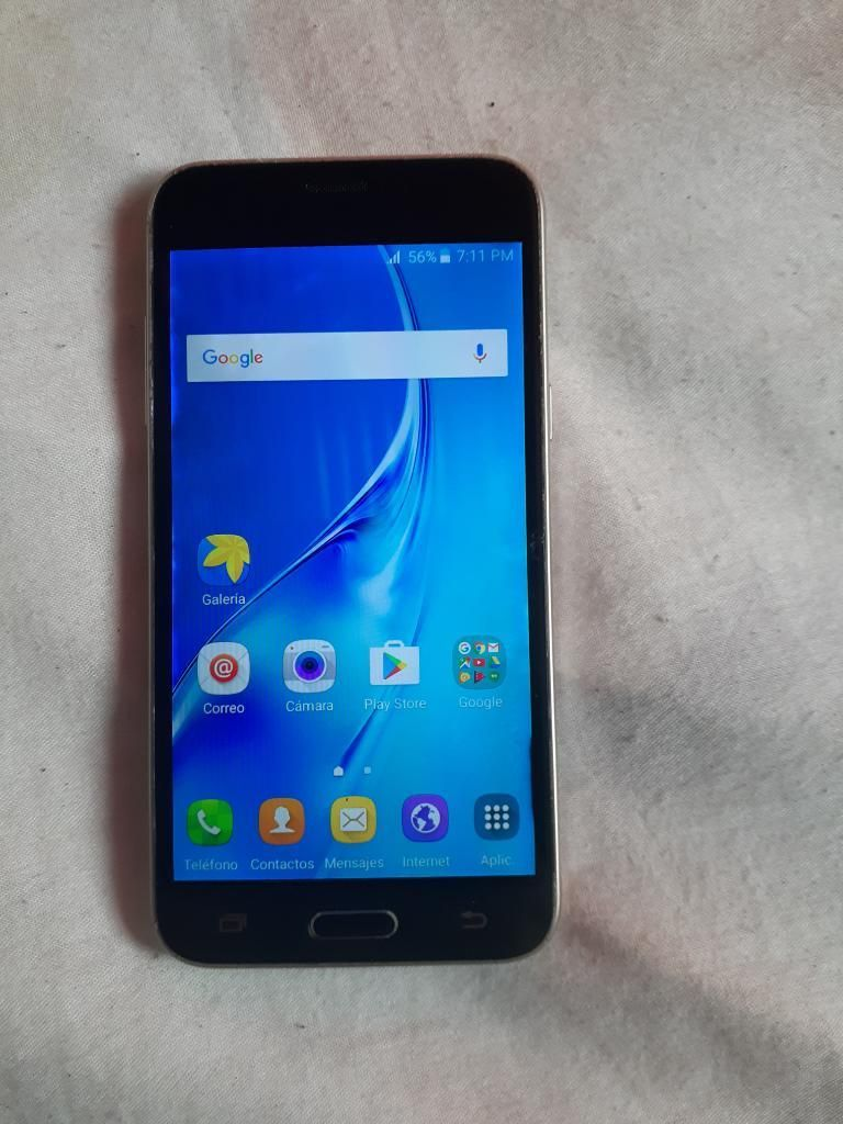 Samsung J3 Full con Pantalla Generica