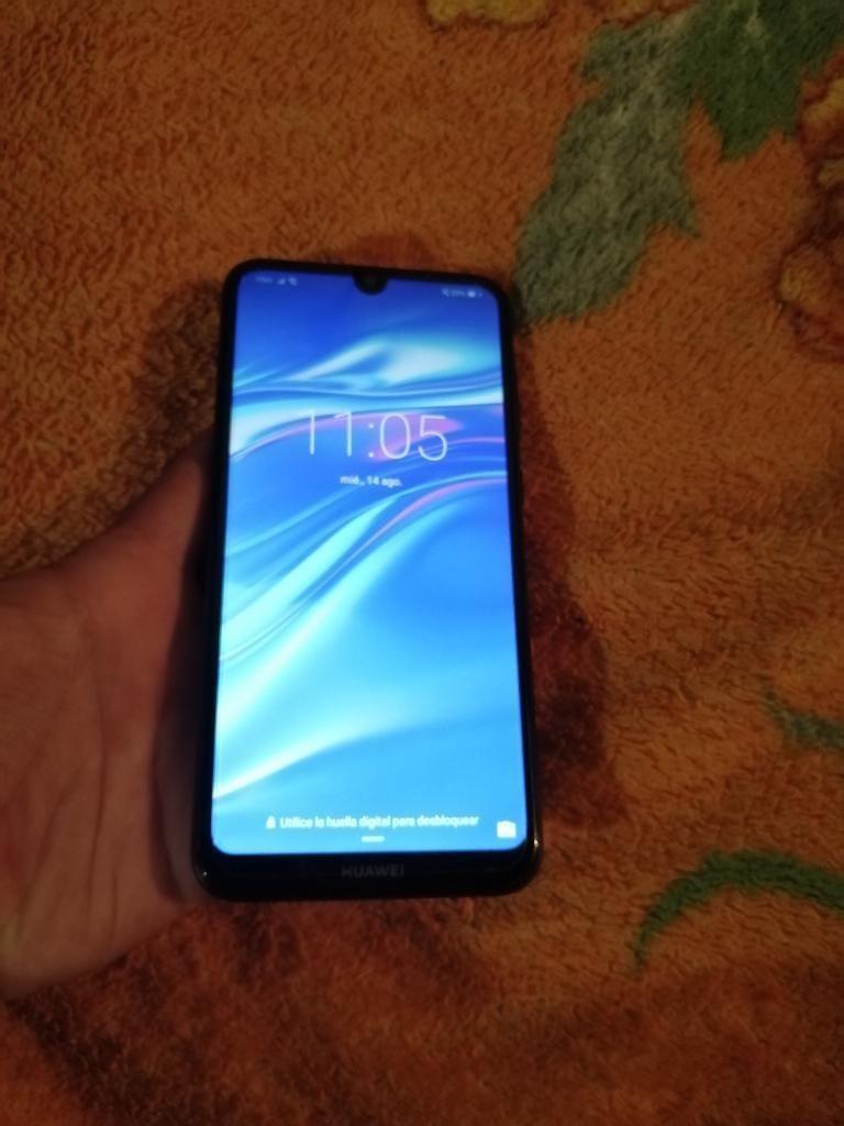 Vendo Cambio Lindo Huawei Y