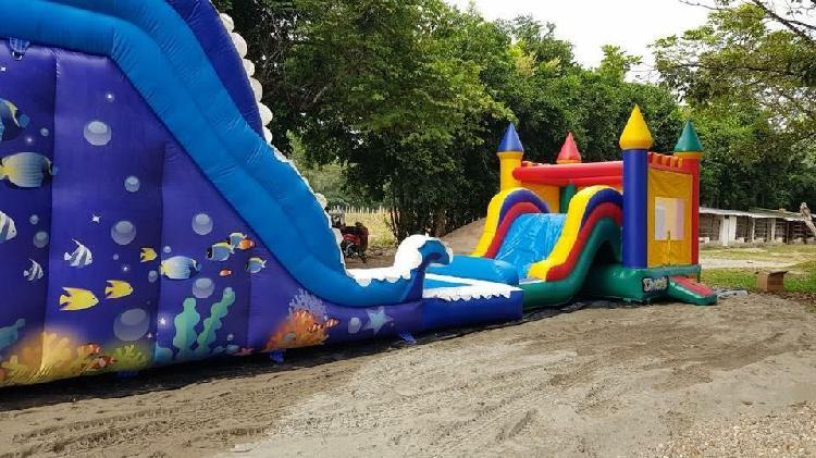 Alquiler de Inflables y organización de fiestas infantiles