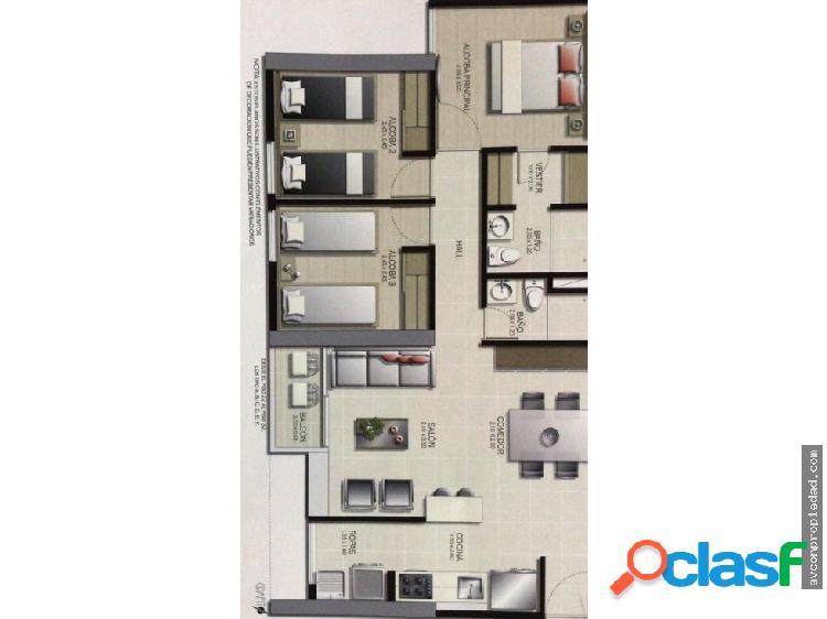 Apartamento en Venta sector Ditaires Itagui