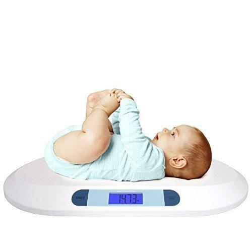Balanza Digital Bebes Pesabebes Smart Weigh