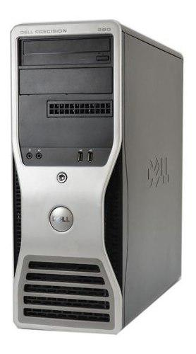 Potente Cpu Torre Dell Hp Intel Core 2 Duo 160gb 4gb Ram
