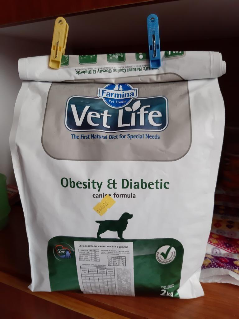 Vendo Alimento para Perro con Obesidad