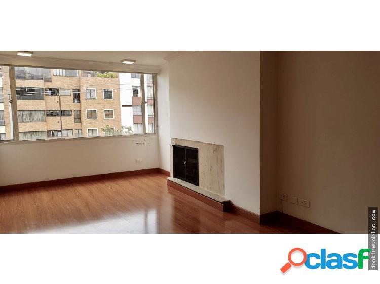 Vendo apartamento en Santa Barbara Central 85mt2