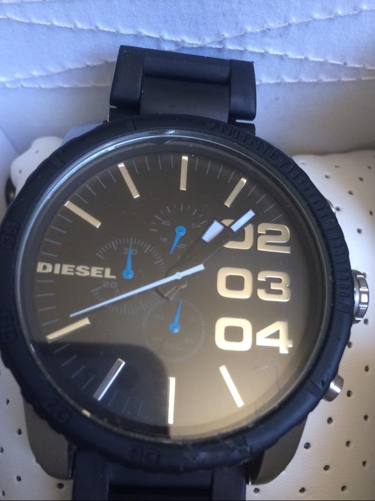 Reloj Diesel Original Poco Uso