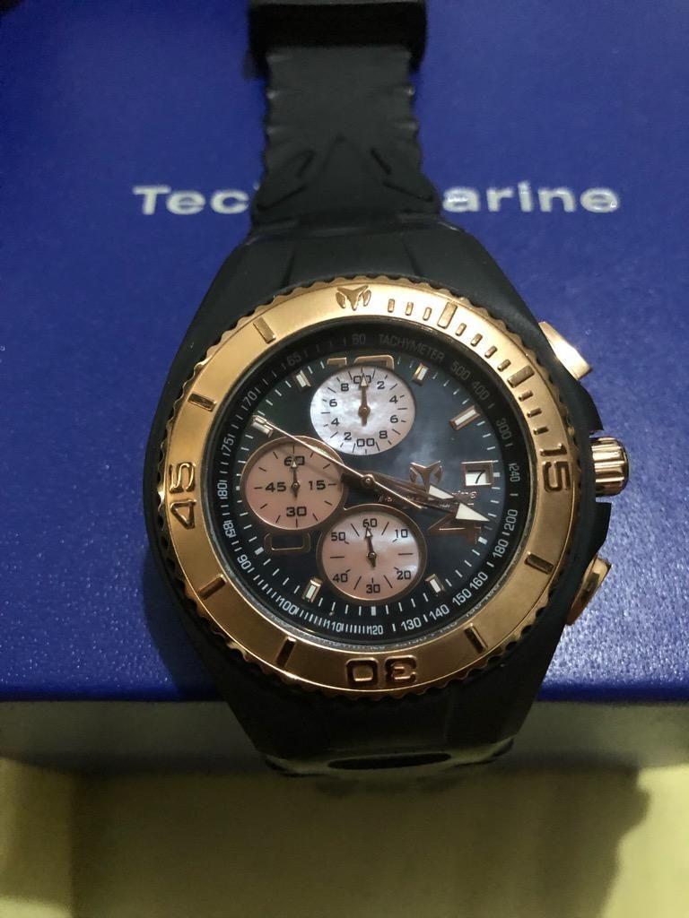 Reloj Technomarine Original