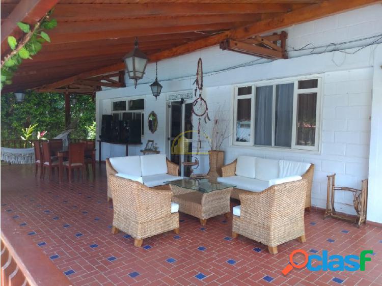 Casa Campestre en venta vía Aeropuerto -Tebaida Q