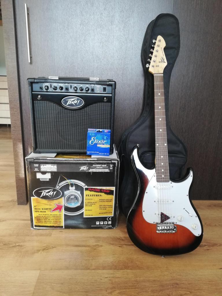 NEGOCIABLES Guitarra eléctrica Peavey Raptor Plus