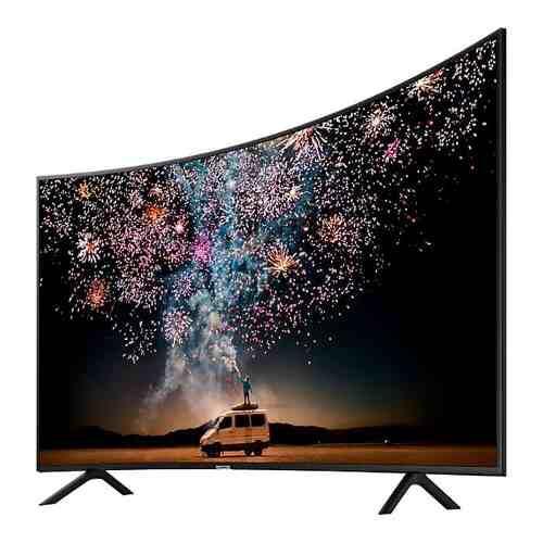 Televisor Samsung 49ru7300 49 Pulg Curvo 4k Smart Tv 2019