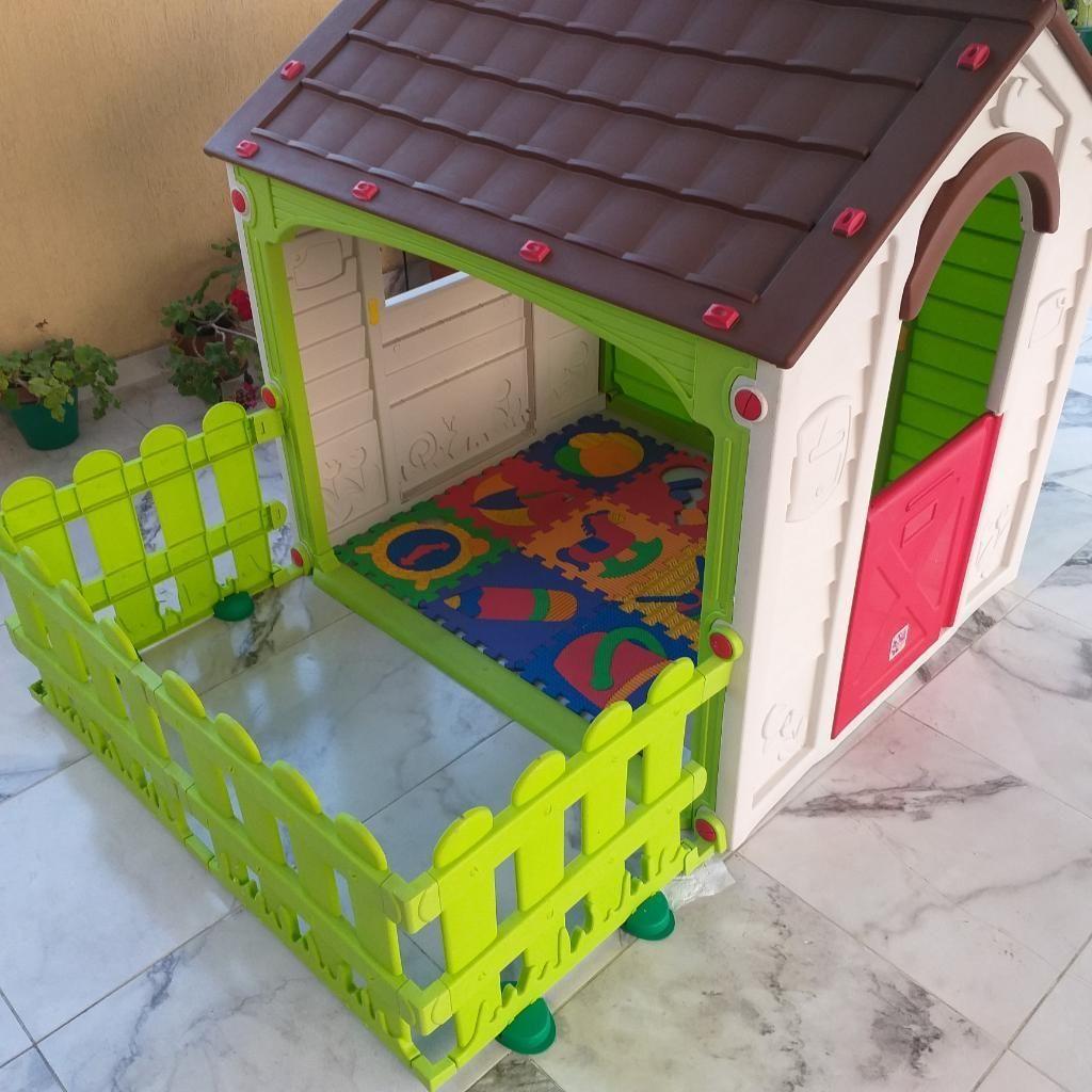 Casa de Juguete para Niños Y Niñas