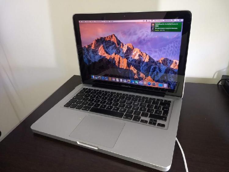 "MacBook PRO 13"" - 2012 - Core i5 -10 GB RAM - 256 Estado"