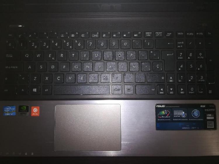 Portátil Core I7 500gb 8gb Ram 2gb Video