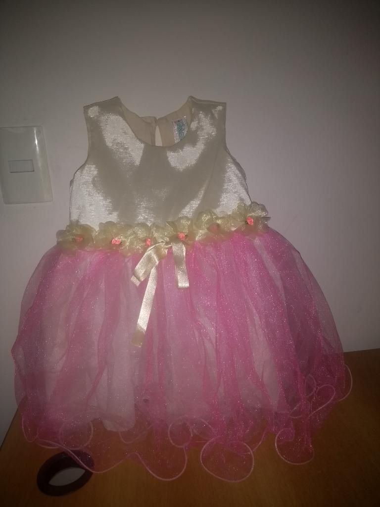 Vestido para Niña de 12 Meses