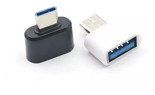 Adaptador Convertidor Tipo C Lector De Micro Usb Otg