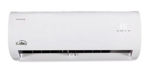 Aire Acondicionado Kalley Aire Enfriamiento Inverter 220v Ak