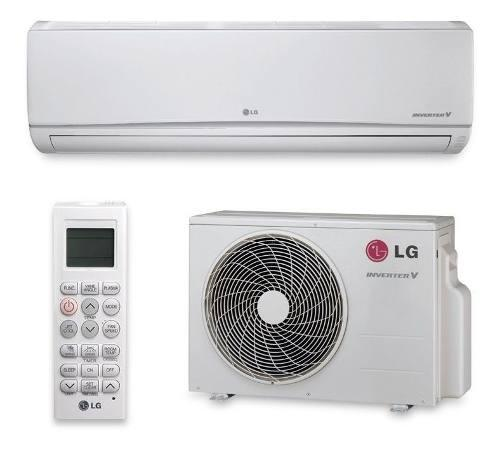 Aire Acondicionado Lg Mini Split 9.000 Btu Compresor Dual In