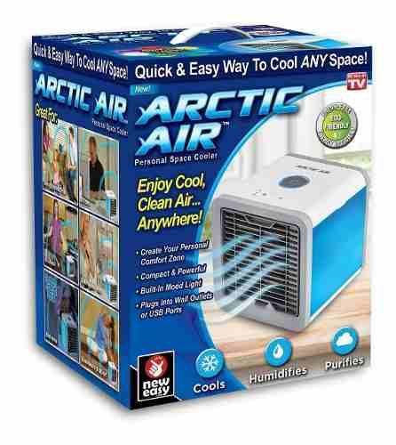 Aire Acondicionado Portátil Artic