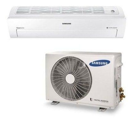 Aire Acondicionado Samsung 12.000 Btu Inverter