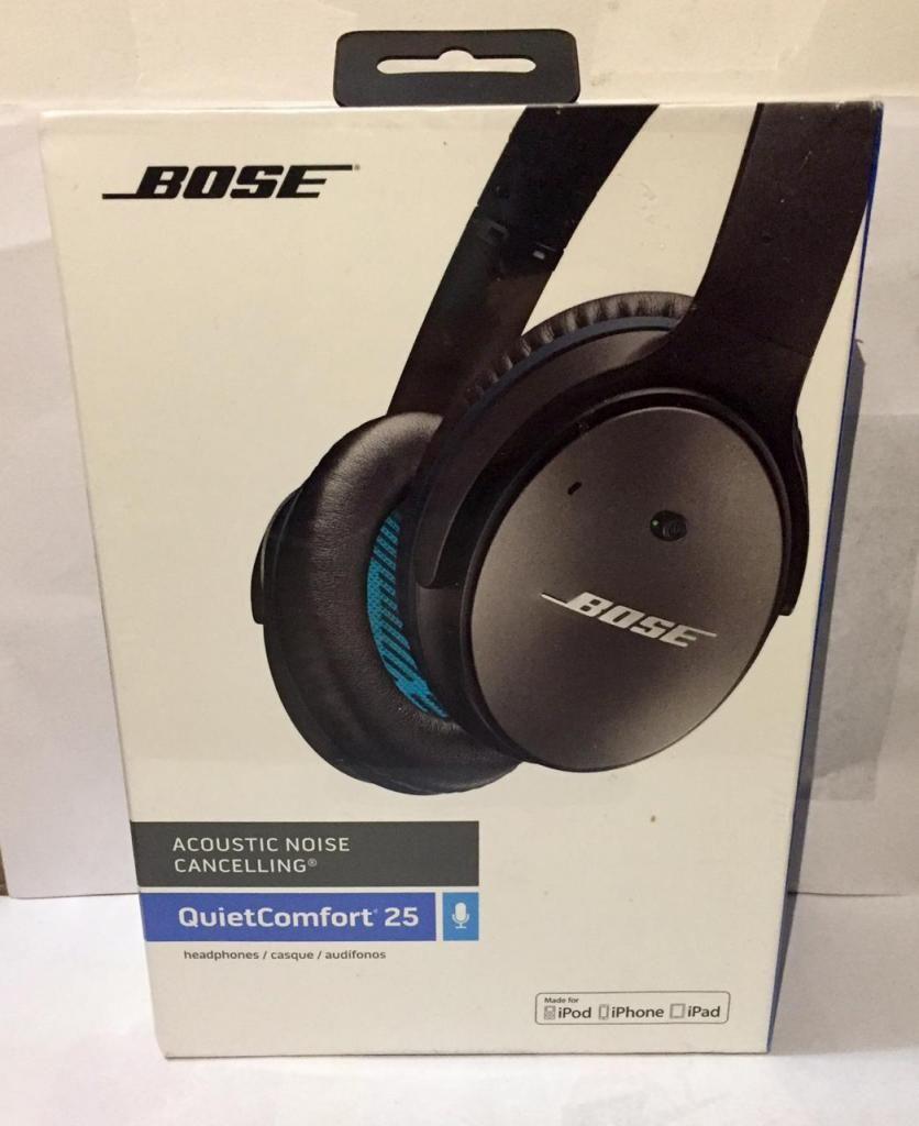 Audifonos Bose QuietComfort 25 NUEVOS