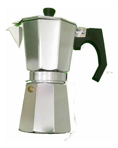 Cafetera Espress Primula En Aluminio 9 Tazas Originales