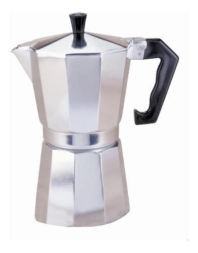 Cafetera Italiana Aluminio 9 Tazas. Moka. Espresso Primula