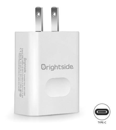 Cargador Quick Charge 2.0 + Cable A Escoger Brightside 2a