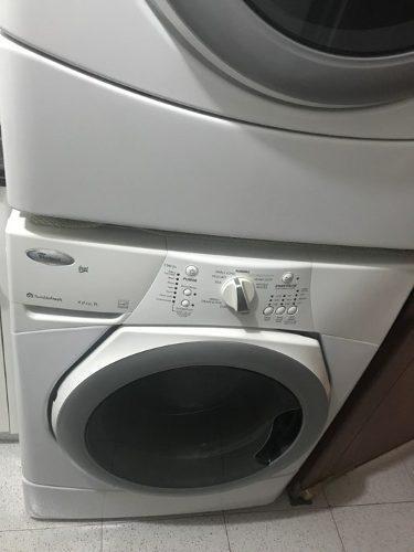 Combo Lavadora/secadora Whirlpool Duet