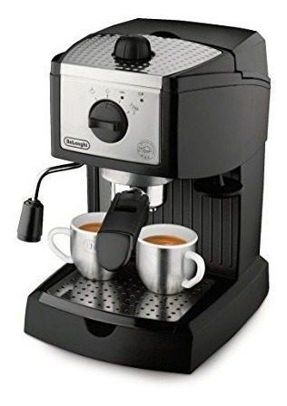 De'longhi Ec155 15 Bar - Máquina Para Hacer Café Espresso