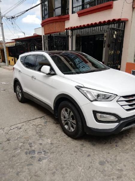 Hyundai santa fe mt 2.4 4x2
