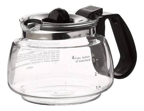 Jarra De Repuesto Cafetera Oster® 4 Tazas 4dr5