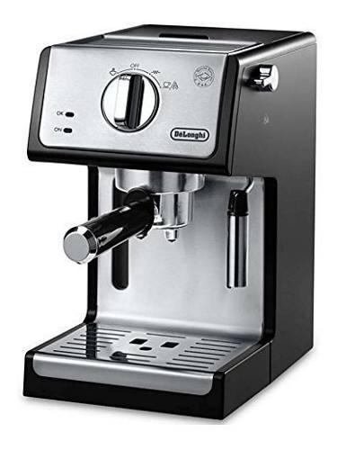 Máquina Para Hacer Espresso Y Capuchino De'longhi Ecp3420