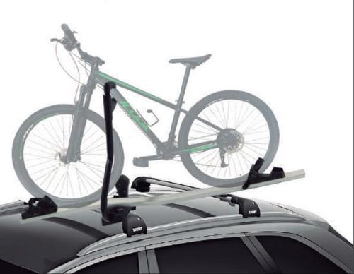 Portabicicletas De Techo Para Vehiculos Tipo Esqui