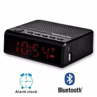 Radio Reloj Despertador Sonivox Digita Bluetooth y Alarma CC