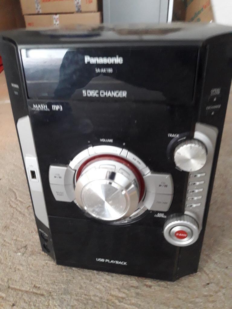 Se Vende Torre Panasonic para Repuesto