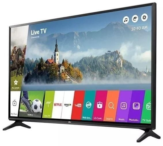 "TELEVISOR TV LG 49"" WEB OS3.5 Smart Full HD LED TDT"