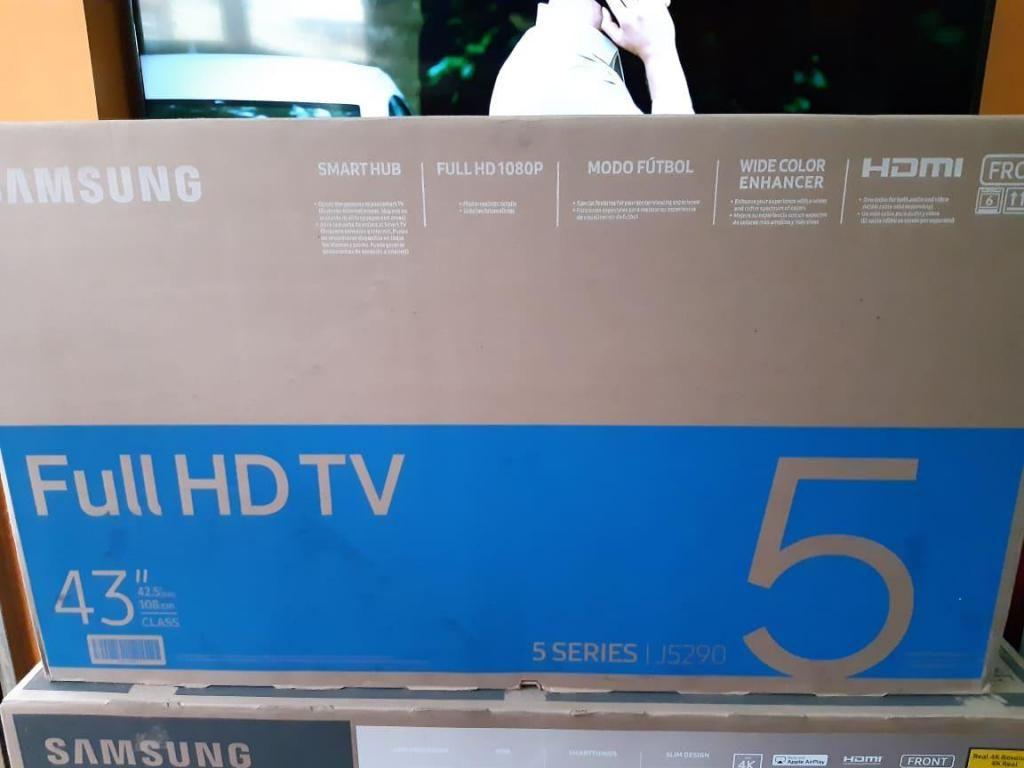 TV 43 SAMSUNG SMART TV MODELO