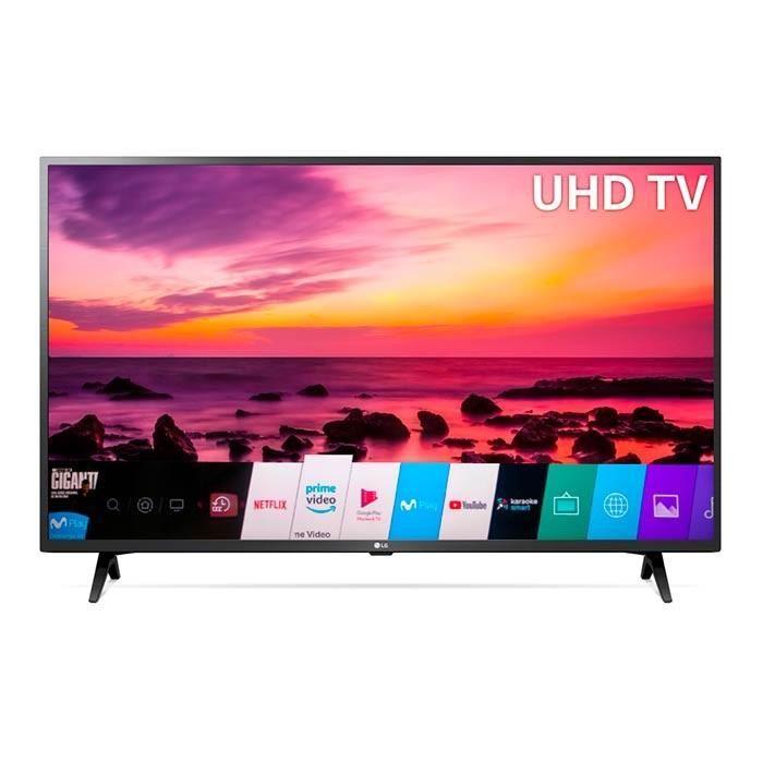 TV LG 43UHD 4K SMARTV
