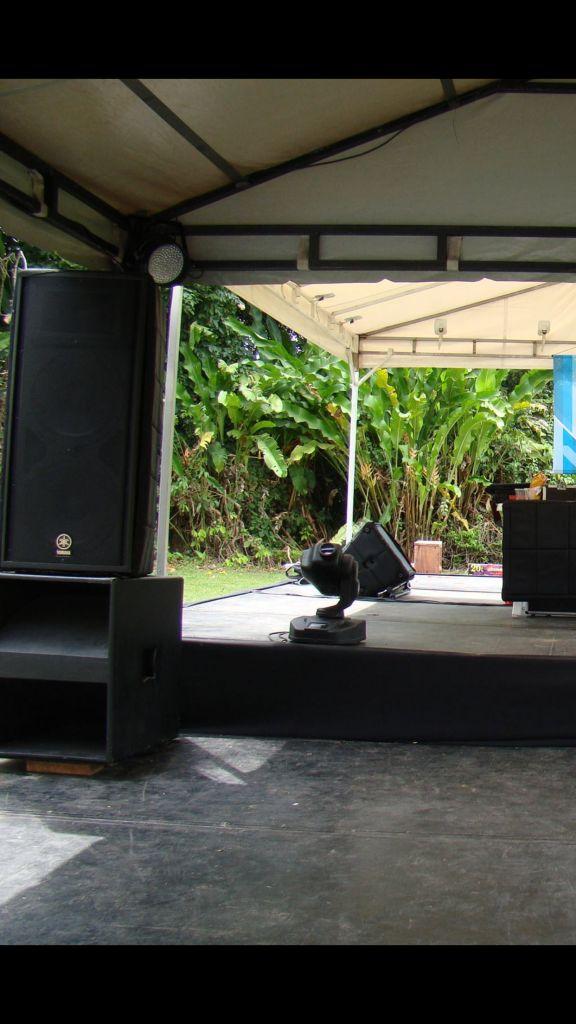 Vendo 2 cabinas Yamaha originales SONIDO PROFESIONAL