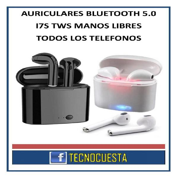 AURICULARES BLUETOOTH 5.0 MANOS LIBRES