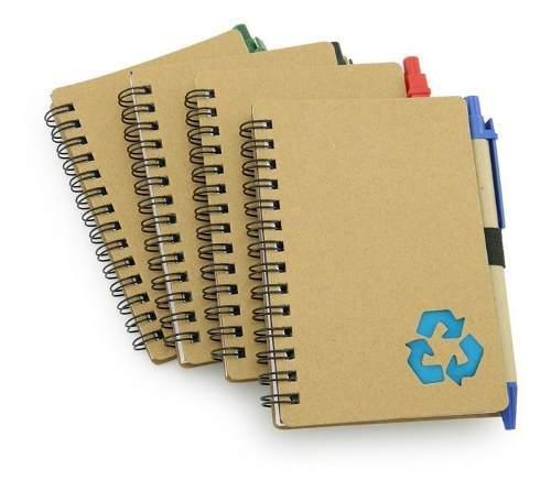 Agenda Ecologica #13 Incluye Esfero Marcamos 1tinta Un Logo