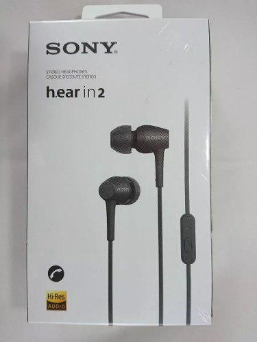 Audífonos Sony H.ear In 2 Hi-res H500a Manos Libres