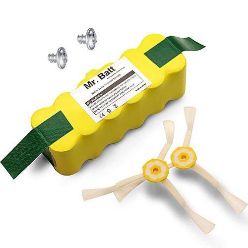 Batería De Repuesto Mr.batt Para Aspiradoras De Robot !