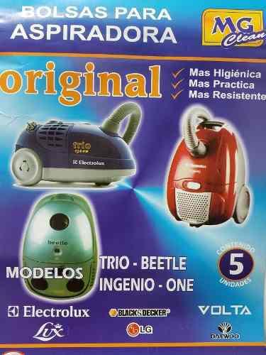 Bolsas One Aspiradora Electrolux One3