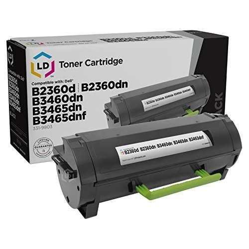 Cartucho De Tinta Toner Ld Products Tóner Compatible Para